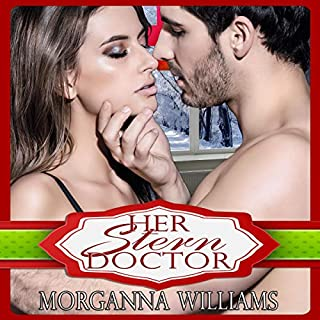 Her Stern Doctor audiobook cover art