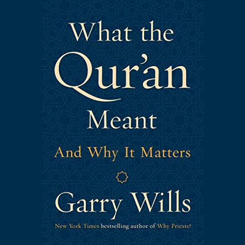 Page de couverture de What the Qur'an Meant