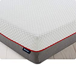 MEMORY FOAM : The comfort layer gently hugs to you to sleep, whilst moulding to the contours of your body for perfect pressure relief ANTI-ALLERGY : Purotex fibres actively protect against dust-mites, endorsed by Allergy UK MEDIUM COMFORT : not too s...