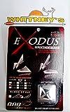 QAD Exodus Replacement Blades for 85/100 Grain Swept Blade Broadheads