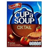Batchelors Cup a Soup Oxtail (4 per pack - 78g) (パックあたり4 - 78グラム) Batchelorsカップスープオックステール