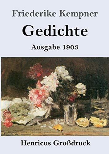 Gedichte (Großdruck): Ausgabe 1903