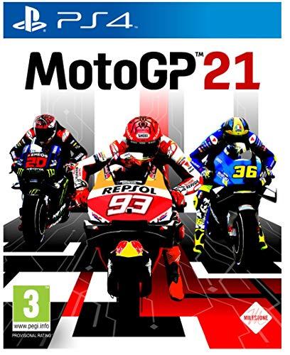 MotoGP 21 PS4 ESP - PlayStation 4 [Edizione: Spagna]