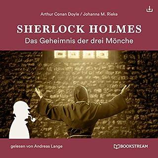 Sherlock Holmes - Das Geheimnis der drei Mönche Titelbild