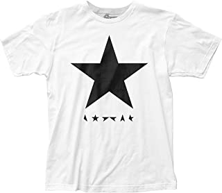 DAVID BOWIE デヴィッド・ボウイ (Space Oddity発売50周年記念) - Black Star/Tシャツ/メンズ 【公式/オフィシャル】