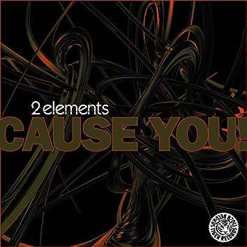 Cause You! (Remixes)
