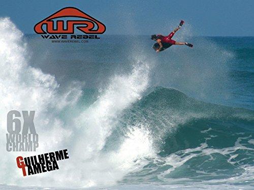 Wave Rebel Bodyboard Negro