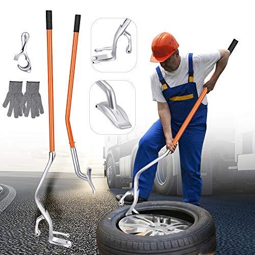SEAAN Herramienta para Desmontaje Neumáticos para Llantas