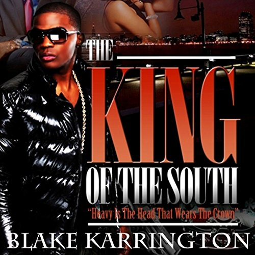 The King of the South audiobook cover art