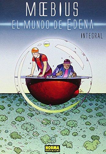 EL MUNDO DE EDENA. EDICION INTEGRAL (Moebius (norma))