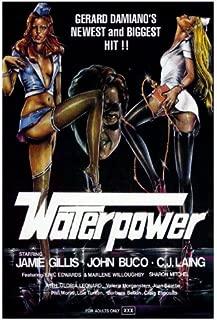 Waterpower Movie Poster (27 x 40 Inches - 69cm x 102cm) (1977) -