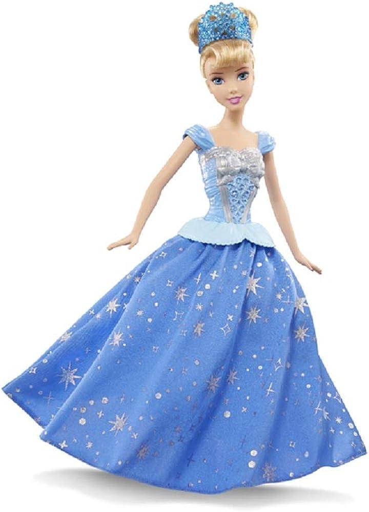 Mattel, cenerentola principessa volteggiante CHG56