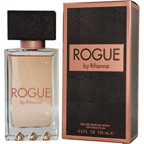 Rihanna Rogue Eau de Parfum Damen-Duft-Spray, 125ml