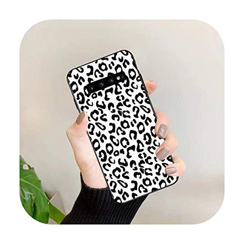 Phone cover Funda para Samsung S20 Plus Ultra S10 Plus S8 S9 Plus S7 Edge S10 Lite S10 5G-A13 para Samsung S9