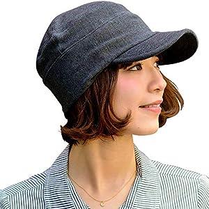 Nakota(ナコタ) スウェット ワークキャップ 【Mサイズ チャコール】 帽子 大きいサイズ メンズ レディース 無地
