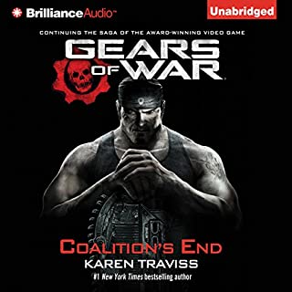 Gears of War: Coalition's End audiobook cover art