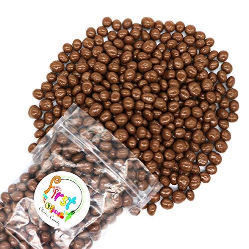 Milk Chocolate Covered Espresso Beans, 2 Pound