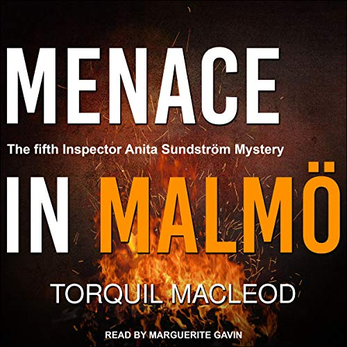 Menace in Malmö cover art