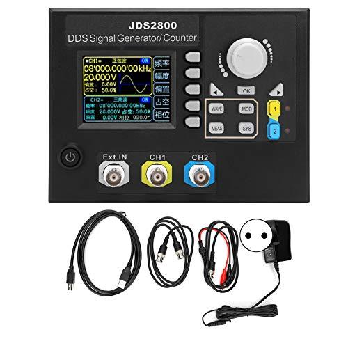 Signalquellenmodul, JDS2800-15MHz Signalgenerator-Kit, für wissenschaftliche Forschung und technische Technik(European regulations)