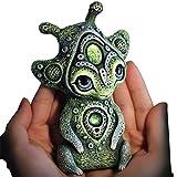 Figuras divertidas de un mundo de fantasía, decoración perfecta de resina, estatua de jardín, decoración de manualidades, accesorios de decoración