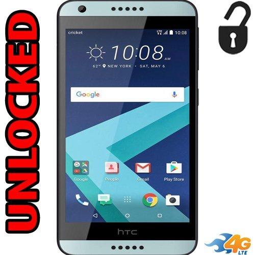 "HTC Desire 550 Unlocked 4G LTE USA Latin Caribbean GSM Android 7.0 Quad core LCD 5.0"" 16GB"