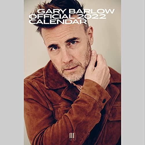 Gary Barlow 2022 - A3-Posterkalender: Original Danilo-Kalender [Mehrsprachig] [Kalender]