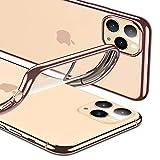 ESR Klar Silikon Entwickelt für iPhone 11 Pro Hülle - Dünne klare weiche TPU Schutzhülle -...
