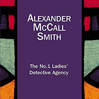 The No.1 Ladies' Detective Agency cover art