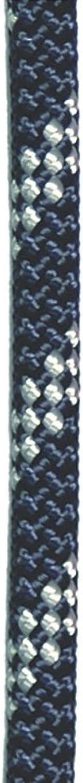 FSE Robline 5 16in  8mm Globe 5000 M2 Rope  Navy Silver  Full 656ft Spool