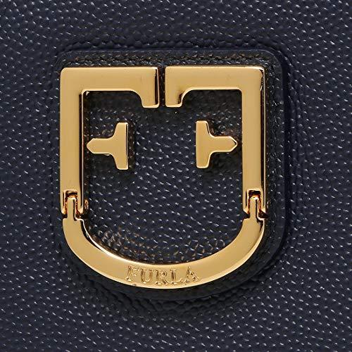 [フルラ]長財布レディースFURLA1034324PBK2Q26B0Lネイビー[並行輸入品]