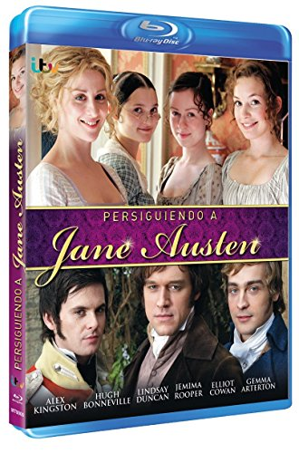 Persiguiendo a Jane Austen [Blu-ray]