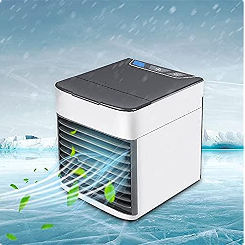 Aire Acondicionado USB, ambientador del Enfriador de Aire Mini Ventilador portátil Aire Acondicionado móvil (Modo2)