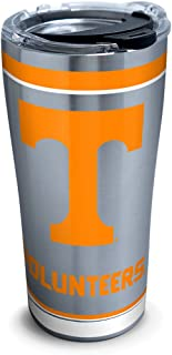 Tervis Tennessee Volunteers Tradition Stainless Steel Tumbler With Lid, 20 oz, Silver