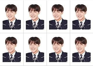 Kpop BTS Members Uniform Collective Cards Jimin Jungkook Photocards Suga V School ID Photo