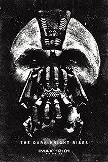 Batman Dark Knight Rises Movie Poster