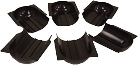Valley Billiard Pool Table Gully Boots - Set of 6