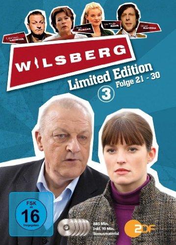 Wilsberg - Limited Edition, Vol. 3: Folge 21-30 (5 DVDs)