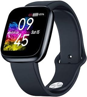 Zeblaze Crystal 3 Smartwatch Waterproof IP67 Heart Rate Blood Pressure Long Battery Life IPS Color Display Smart Watch