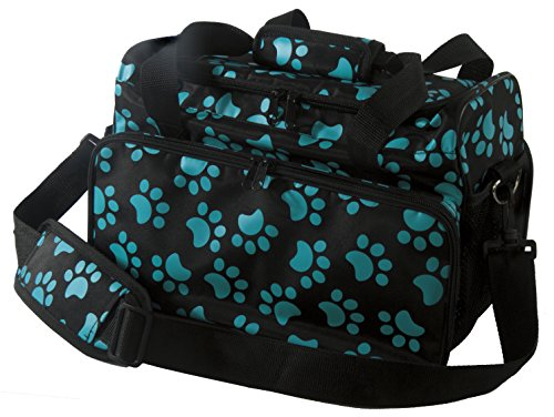 Wahl Professional Animal Paw Print Travel Tote Bag