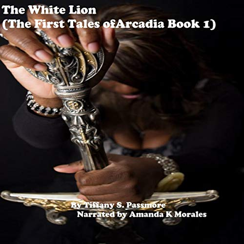 The White Lion Audiobook By Tiffany Passmore cover art