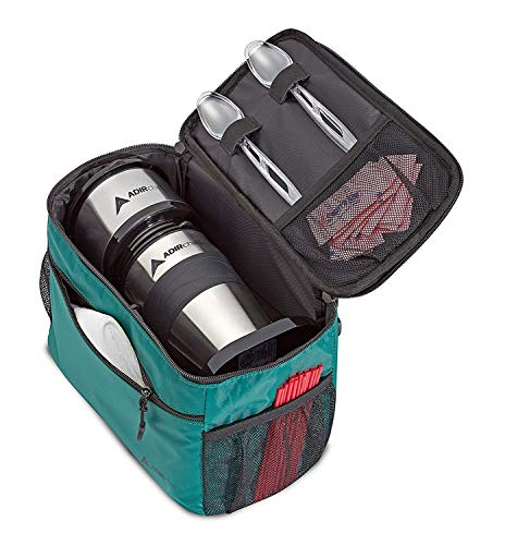 Adir Mini bolsa de viaje para cafetera – Bolsas para cafetera de camping / bolsa de almuerzo para uso diario, viajes, camping, oficina