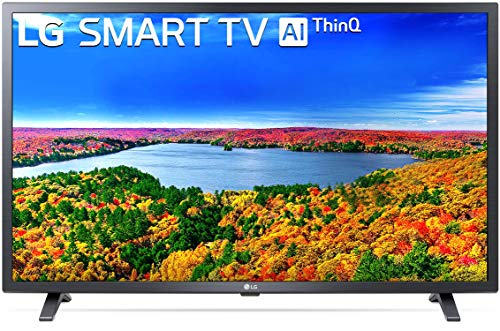 LG 80 cms (32 inches) HD Ready Smart LED TV 32LM636BPTB (Dark Iron Gray) (2019 Model)