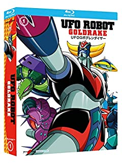 Ufo Robot Goldrake, Vol. 1 (4 Blu Ray) (B07G4PV11Y) | Amazon price tracker / tracking, Amazon price history charts, Amazon price watches, Amazon price drop alerts