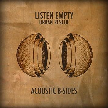 Listen Empty - Acoustic B-Sides