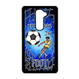 utaupia Coque LG G2 j'peux Pas J'Ai Football 4G Humour Telephone de Protection Foot D802