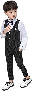 子供 キッズ フォーマル スーツ ベスト3点セット 子供スーツ 男の子スーツ 上下セット 入学式 卒業式 入園式 七五三 初節句 ベビー服 子供服 100/110/120/130/140
