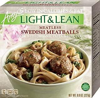 Best amy light and lean frozen meals Reviews