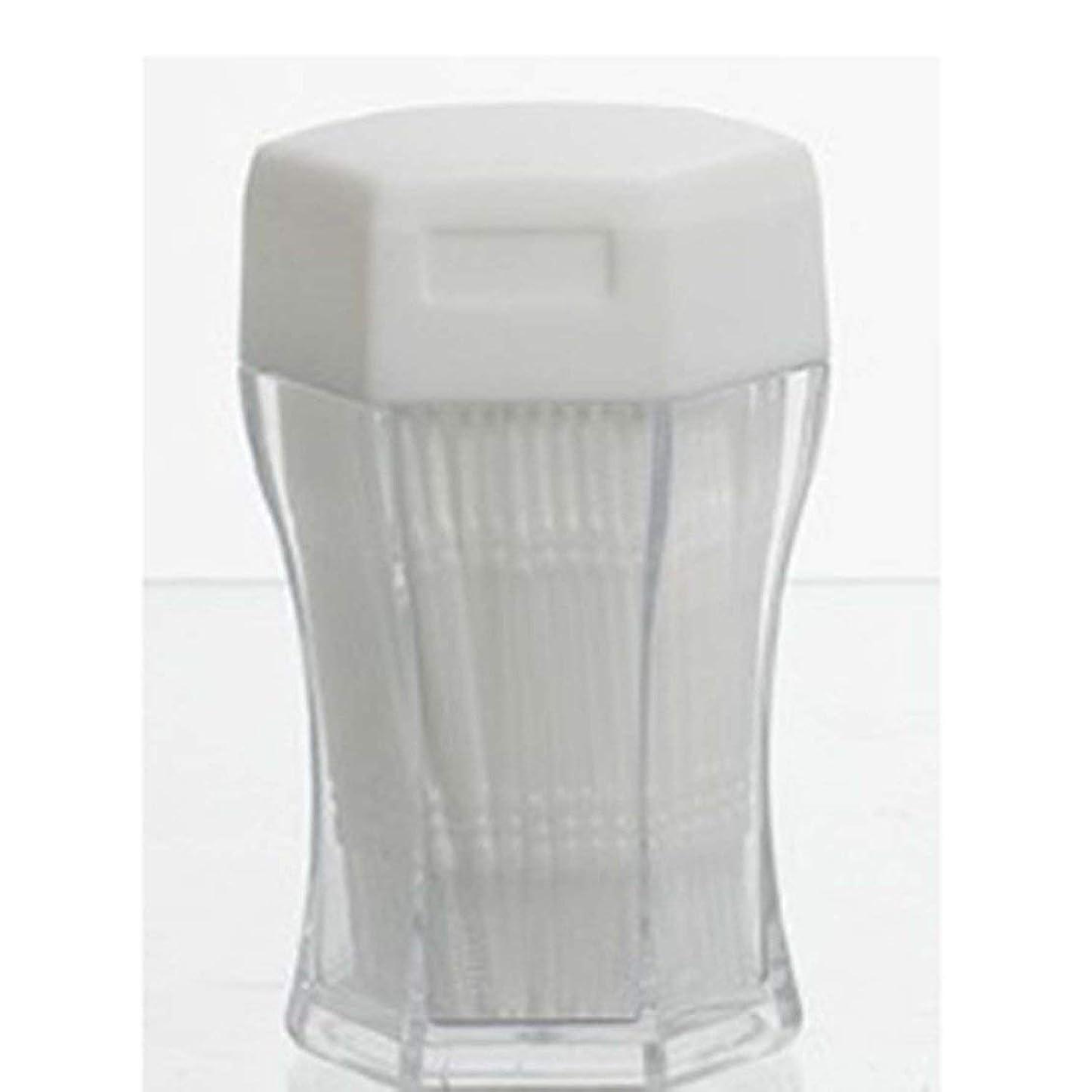インテリアファンシー天200ピース/セットダブルヘッド歯フロス衛生デンタルフロスプラスチック歯間つまようじ歯の口腔ケアのための健康 (PandaWelly)