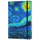 Ruled Notebook/Journal  Premium Thick Paper Classic Writing Notebook, Hard Cover, Lined (5.5 x 8.25)