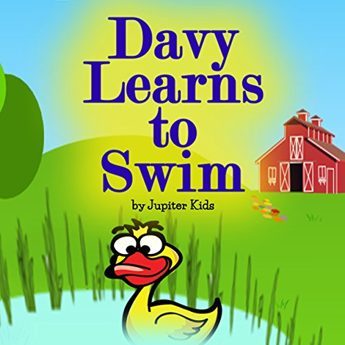 Davy Learns to Swim cover art